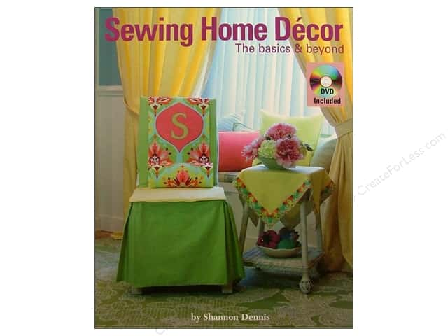 Landauer Sewing Home Decor The Basics & Beyond Book
