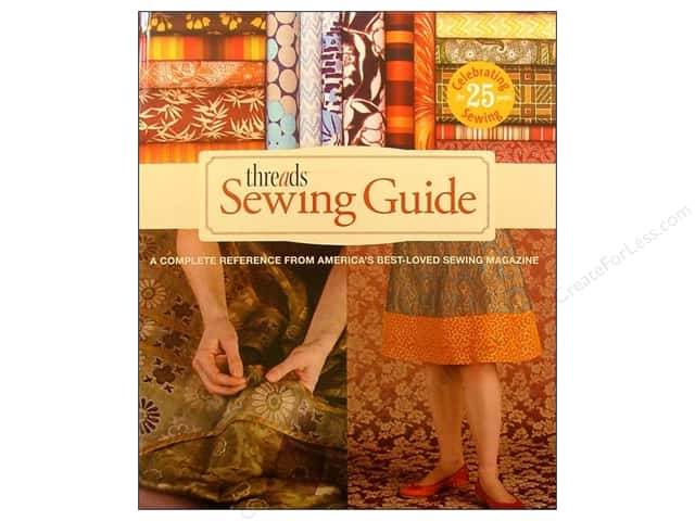 Taunton Press Threads Sewing Guide Book