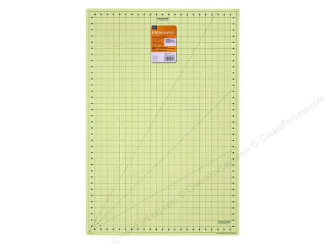 "Fiskars Cutting Mat Self-Healing Eco 24""x 36"""