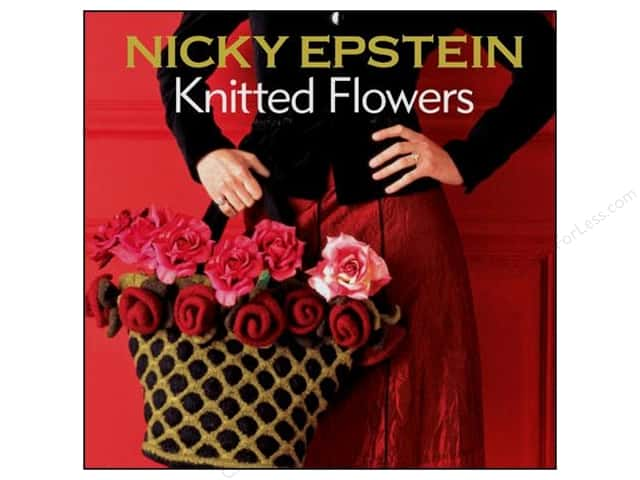 Sixth & Spring Nicky Epstein Knitted Flowers Book