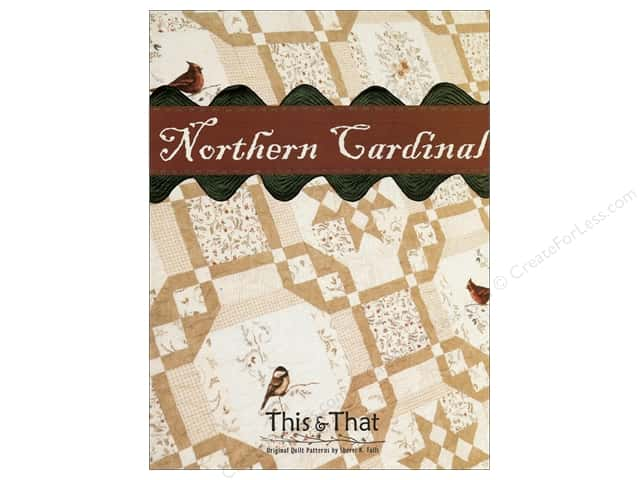 This & That Northern Cardinals Book