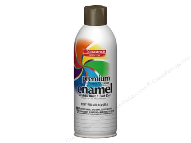 Chase Champion Premium Enamel Spray Paint 10.5 oz. Satin Oil-Rubbed Bronze