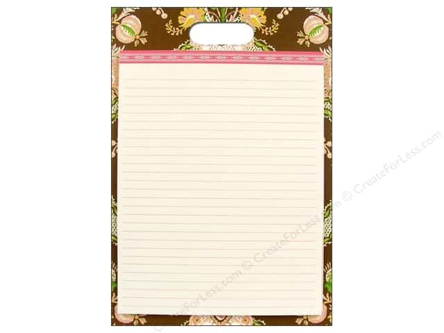 Anna Griffin Portable Pad Carmen Tropicana Brown