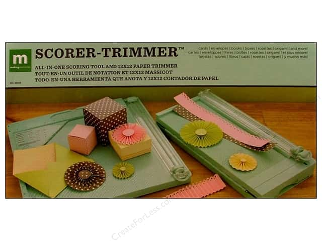 Making Memories Paper Trimmer Scorer