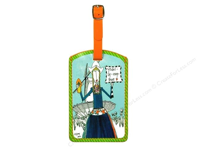 Pictura Luggage Tag Dolly Mama Holland