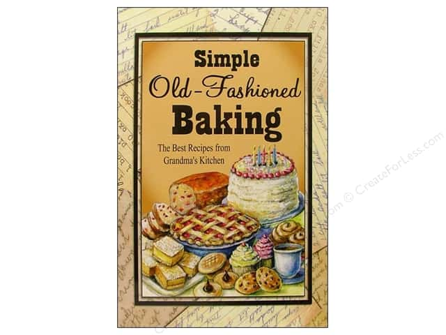 Cookbook Resources Books Simple Old Fashioned Baking Book