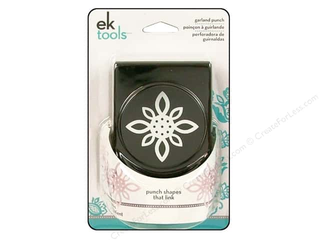 EK Paper Shapers Garland Punch Daisy