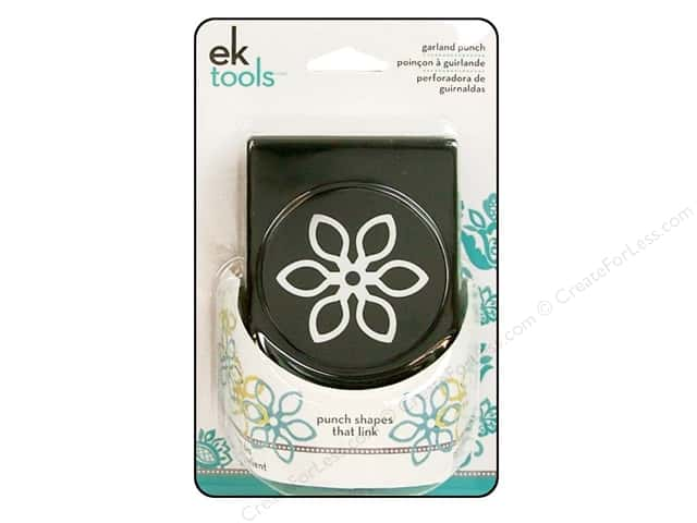 EK Paper Shapers Garland Punch Flower 2 1/4 in.
