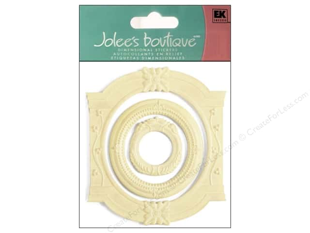 Jolee's Boutique Stickers Around The World Ornate Frames