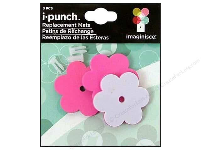Imaginisce Tool i-Punch Replacement Mat 3pc