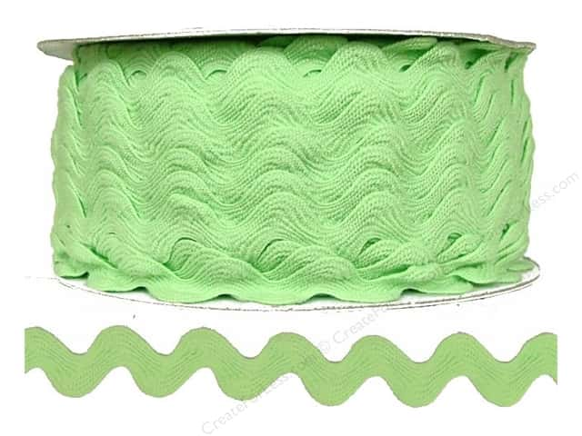 Ric Rac by Cheep Trims  11/16 in. Nile Green (24 yards)
