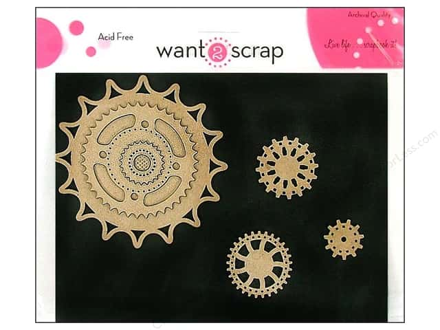 Want2Scrap Nestaboard Spellbinders Donna Salzar Sprightly Sprocket