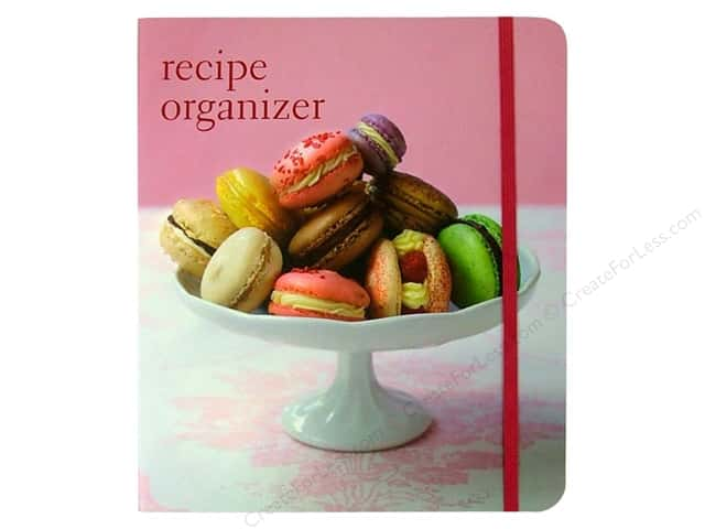 Ryland Peters & Small Recipe Organizer Book