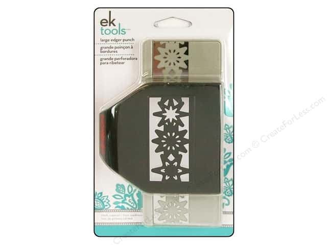 EK Paper Shapers Large Edger Punch Stars