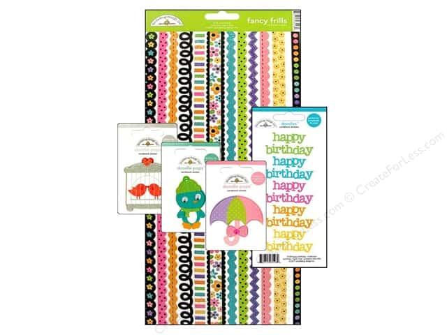 Doodlebug Stickers