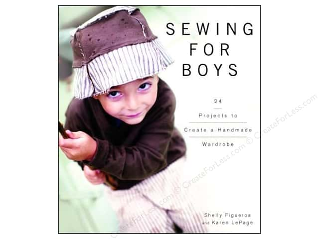 Wiley Publications Sewing For Boys Book