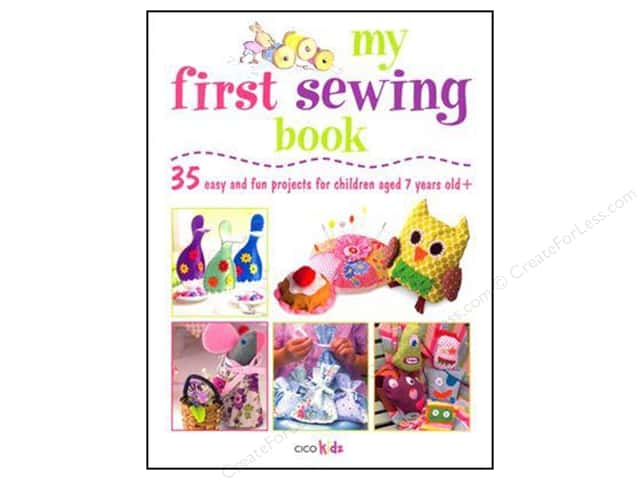 Cico My First Sewing Book
