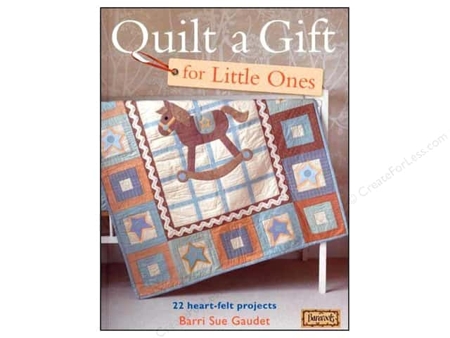 David & Charles Quilt A Gift For Little Ones Book