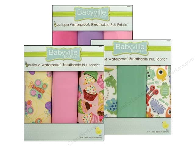 Babyville Boutique PUL Fabric