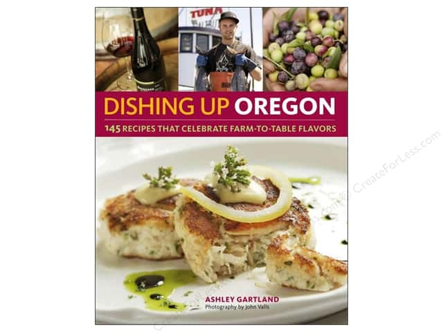 Storey Publications Dishing Up Oregon Book