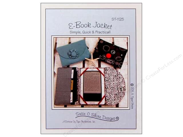 Susie C Shore E-Book Jacket Pattern
