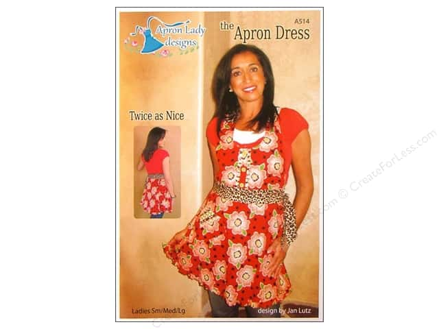 Apron Lady Twice As Nice Pattern