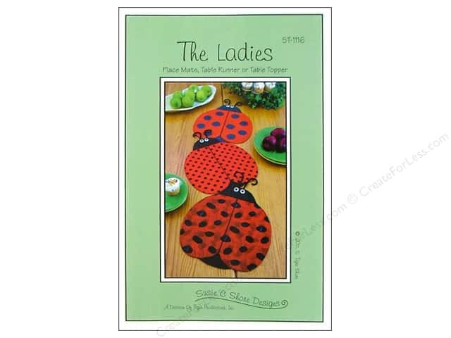 Susie C Shore The Ladies Pattern
