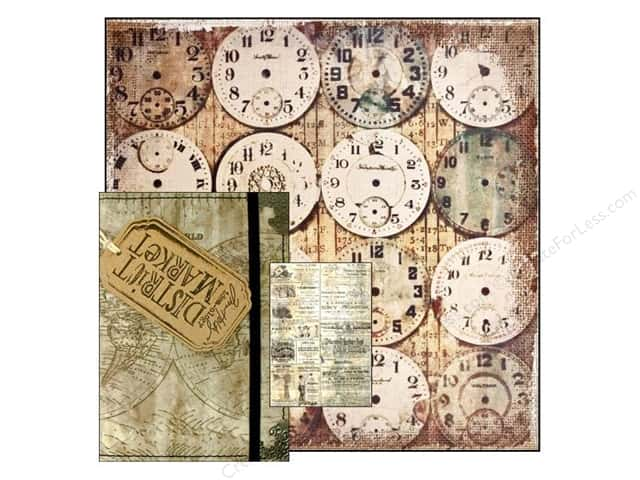 Tim Holtz District Market