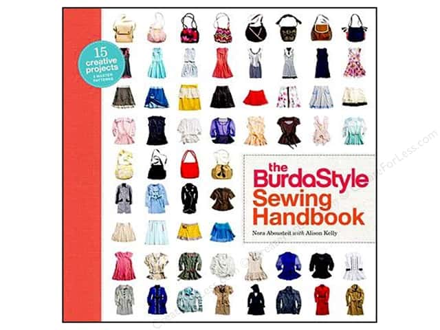 Potter Publishers The BurdaStyle Handbook Book