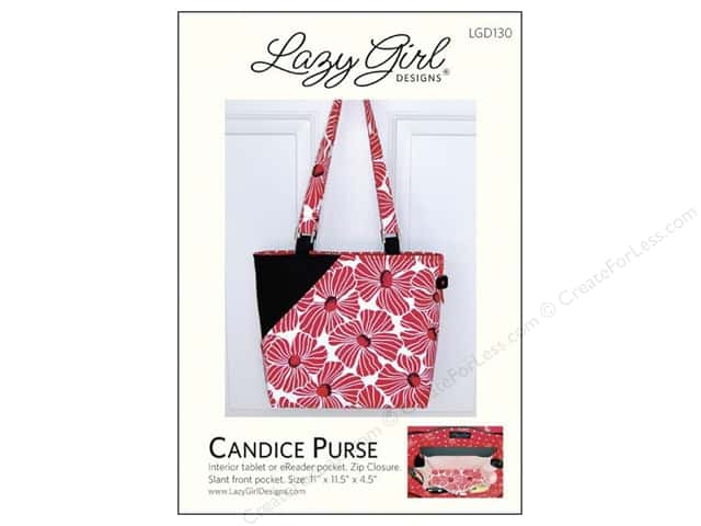 Lazy Girl Candice Purse Pattern