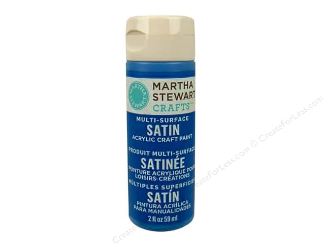 Martha Stewart Craft Paint by Plaid Satin Greek Tile 2 oz.