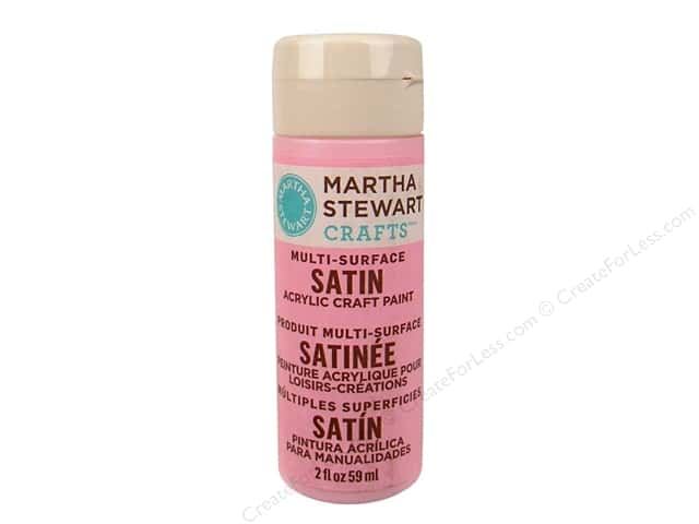 Martha Stewart Craft Paint by Plaid Satin Poodle Skirt 2oz