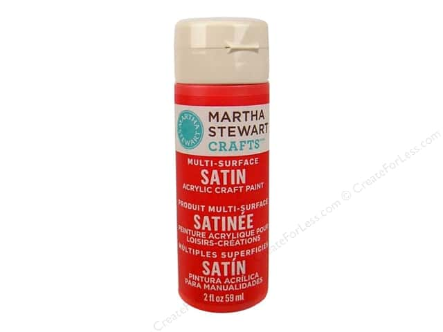 Martha Stewart Craft Paint by Plaid Satin Love Bird 2 oz.