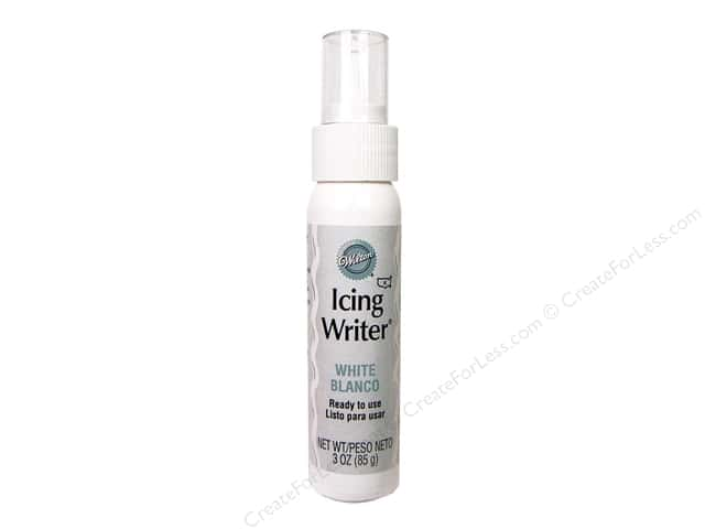 Wilton Icing Writer White 3oz