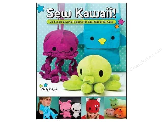 Fox Chapel Publishing Sew Kawaii Book