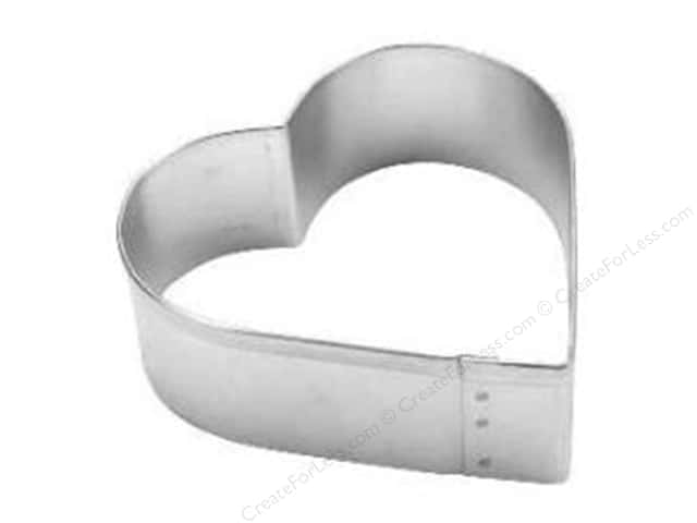 Wilton Cookie Cutter Metal Heart