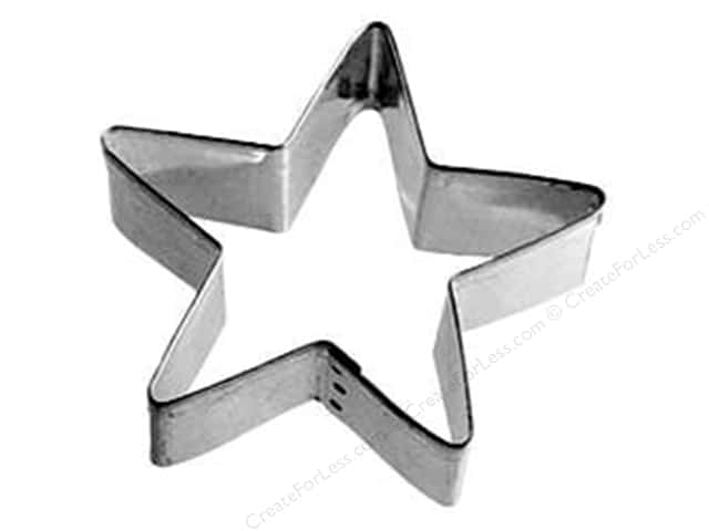 Wilton Cookie Cutter Metal Star