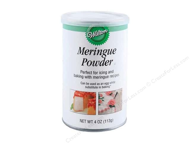 Wilton Edible Decorations Meringue Powder 4oz