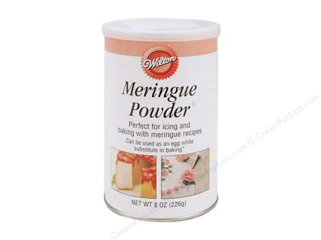 Wilton Edible Decorations Meringue Powder 8oz