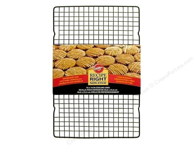 "Wilton Tools Cooling Grid 16""x 10"" Non Stick"