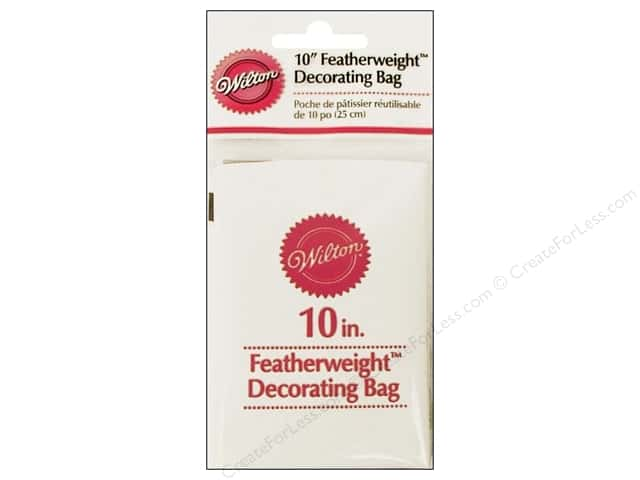 Wilton Tools Cake Decorating Bag Featherweight 10""