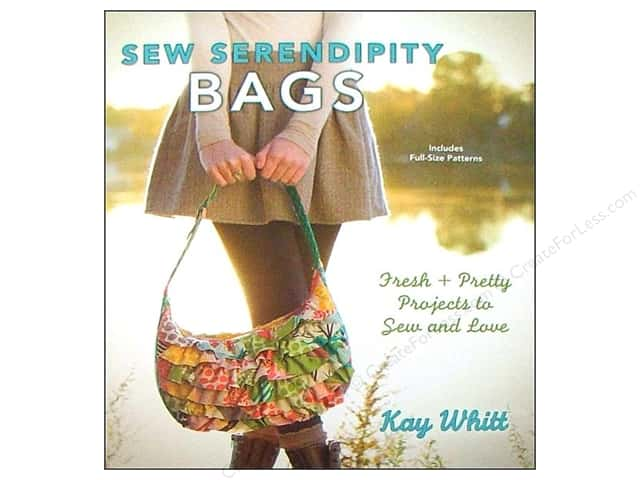 Krause Publications Sew Serendipity Bags Book