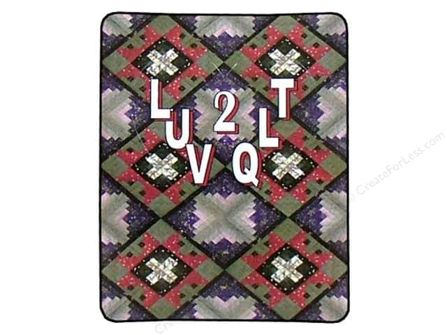 Quilters Gift Shop Picture Frame Magnet Luv2Qlt