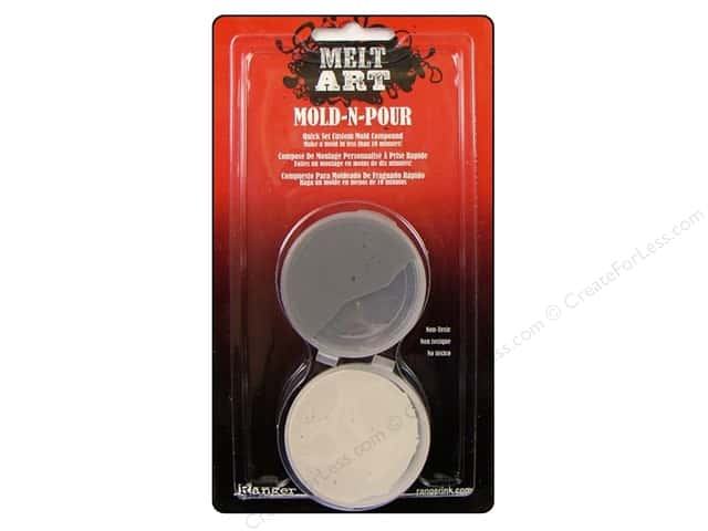 Ranger Melt Art Mold-n-Pour Compound 3oz