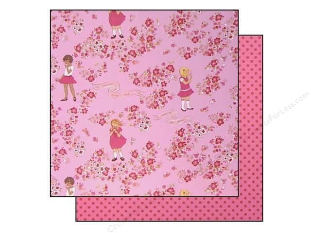 "Making Memories Paper 12""x 12"" Sarah Jane Summer Garden (25 pieces)"