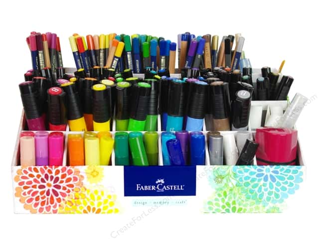 Faber-Castell Kits Studio Caddy Premium Gift Set