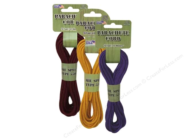 Pepperell Parachute Cord