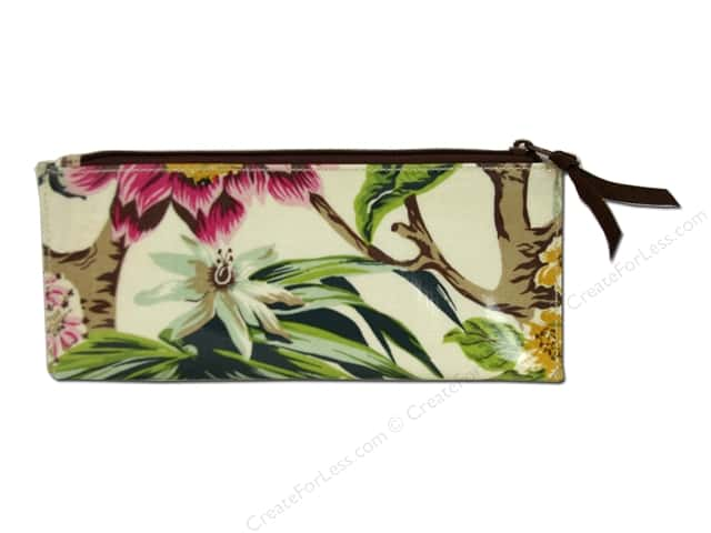Anna Griffin Fabric Accessories Pencil Case Palmer Main Tropical