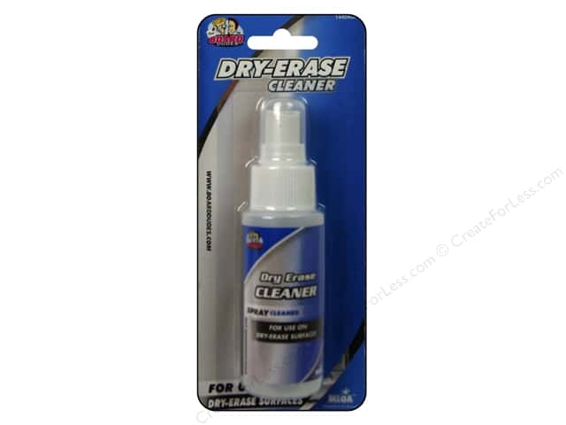 The Board Dudes Board Accessories Dry Erase Cleaner 2oz Spray