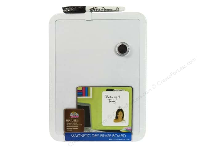 The Board Dudes Dry Erase Boards Magnetic 8 1/2 x 11 in.